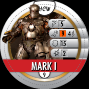 HeroClix World Bystander Mark 1