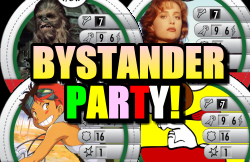 HeroClix World Bystander Token Party! Val Cooper