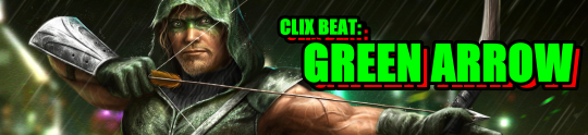 Clix Beat Green Arrow