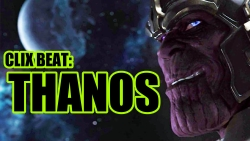 Clix Beat: Thanos (HeroClix Strategy)