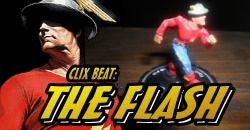 HeroClix Clix Beat: Hypertime Flash