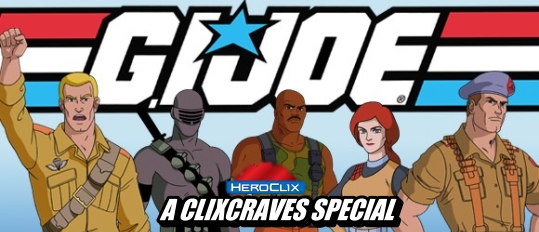 ClixCraves: GI Joe HeroClix