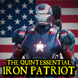 The Quintessential Iron Patriot