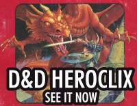 Clix Craves: Dungeons and Dragons HeroClix