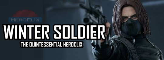 The Quintessential Winter Soldier HeroClix Dial