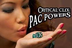 HeroClix Critical Clix: New Powers