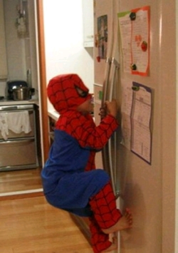 Spiderman Child