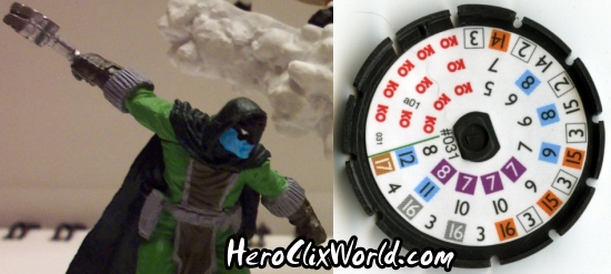 HeroClix Hammer of Thor Ronan The Accuser