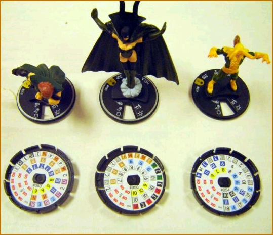 HeroClix Hammer of Thor Dials Preview