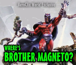 Jason Mical Brother Magneto HeroClix Interview