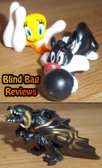 HeroClix Blind Bag Review