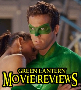 Green Lantern Movie Reviews
