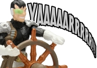 HeroClix Talk Like a Pirate Day