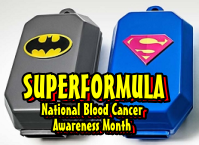 Superformula - Blood Cancer Awareness Month
