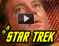 Tik Tok Star Trek