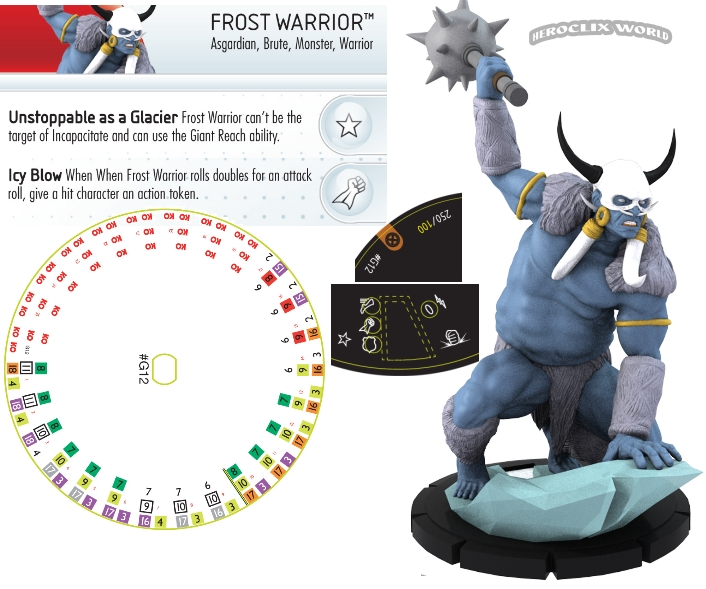 Giant Size X-Men Frost Warrior