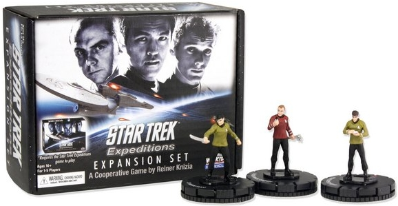HeroClix Star Trek Expeditions Expansion