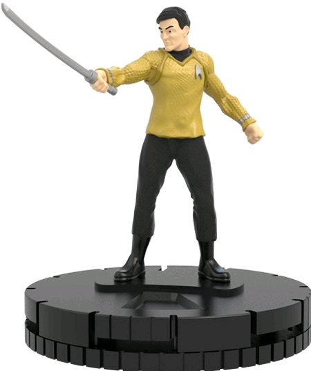 Star Trek Expeditions Sulu