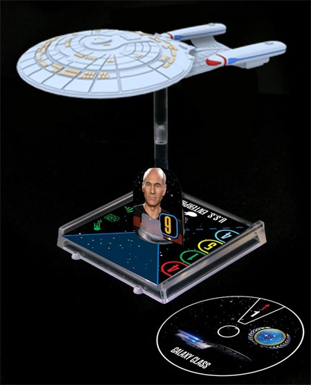 Enterprise Star Trek Attack Wing