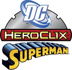 Superman HeroClix Logo