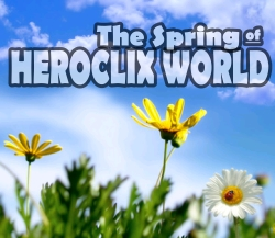Spring of HeroClix World