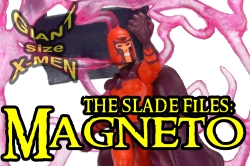 Slade Files Magneto