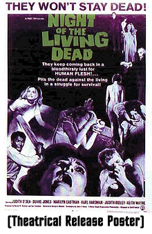 Top 5 Zombie Movies Night of the Living dead