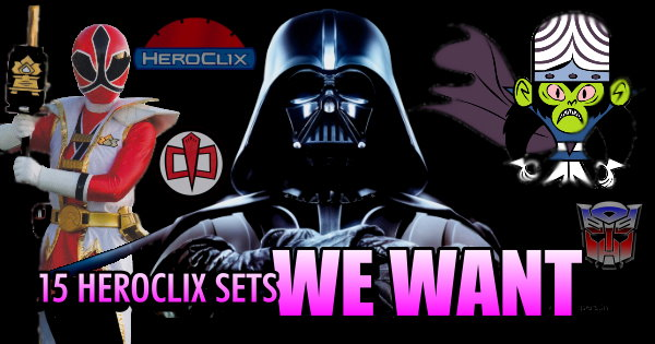 15 HeroClix Sets We Want