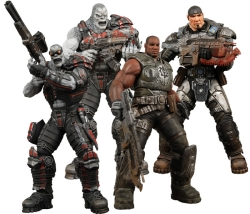 Gears of war NECA