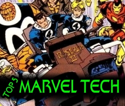 Top 5 Marvel Tech