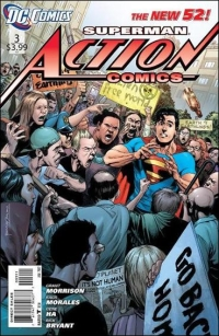 Action Comics #3 Review