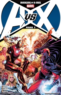 Avengers vs X-Men #2 Review