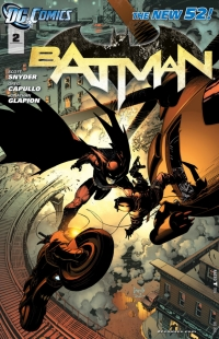 Batman #2 (The New 52)