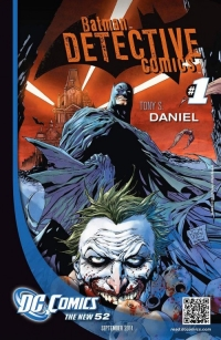 Detective Comics #1 (New 52 Batman)