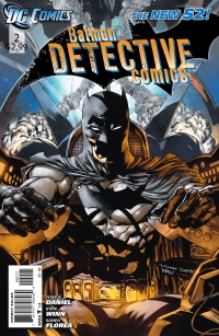 Detective Comics #2 Review