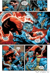 Red Lanterns #1 (New 52)