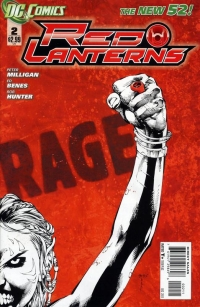 Red Lanterns #2 Review (The New 52)