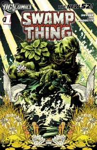 Swamp Thing #1 (DC New 52)