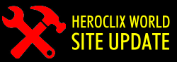 HeroClix World Update