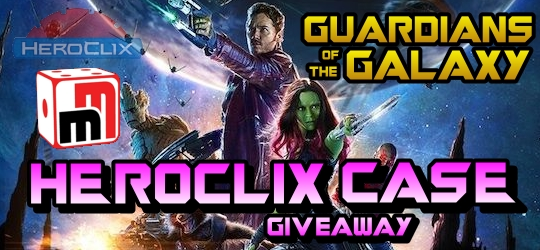 HeroClix World Minature Market GOTG Giveaway
