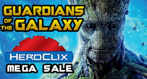 Guardians of the Galaxy Mega Sale