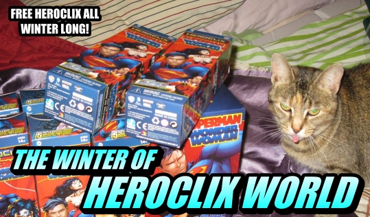Winter of HeroClix