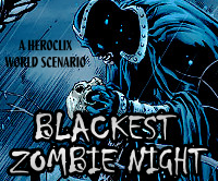 HeroClix Blackest Zombie Night