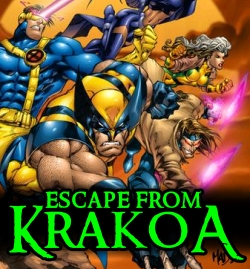 Escape from Krakoa HeroClix