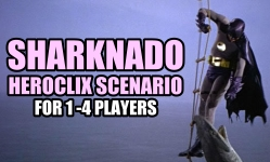 HeroClix World Sharknado