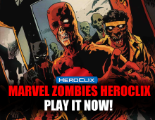 Marvel Zombies HeroClix